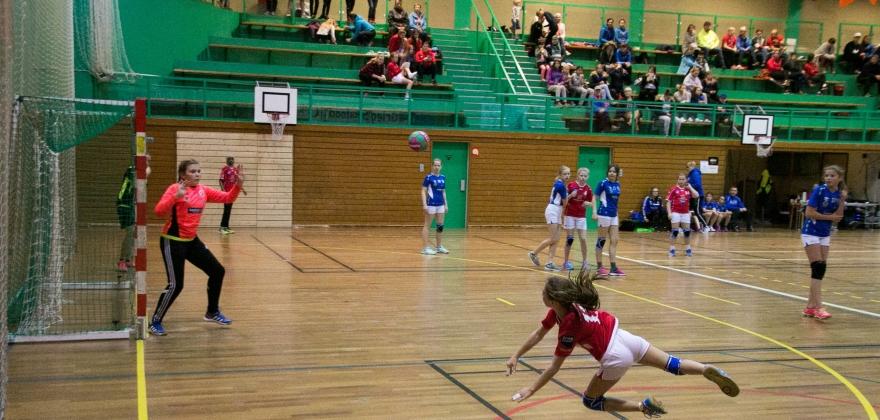 Kirkenes-spillere var i Honningsvåg i helgen