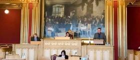 Alle vil ha Runar Sjåstad på Stortinget