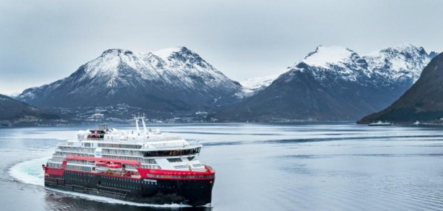 De første cruiseskipene sommeren 2020
