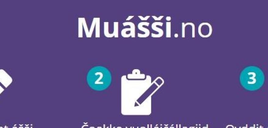 Minsak.no lansert på samisk