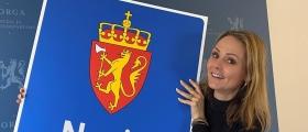 Samiske og kvensk navn på Norge er på plass