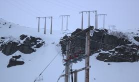 Tufjord har strøm igjen