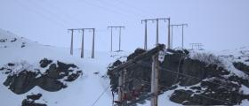 Advarsel fra Repvåg Kraftlag: Vær oppmerksom på høyspentledninger