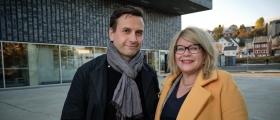 Egill Pálsson blir ny teatersjef ved Hålogaland Teater