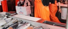 Norsk sjømateksport rundet 100 milliarder kroner