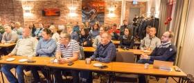 Scandic føler de har bred støtte fra næringslivet i Nordkapp
