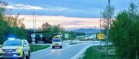 Hæravdelinger reiser hjem fra Finnmark etter øvelse Thunder Bolt