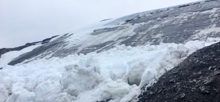 Sesongstart for snøskredvarslingen