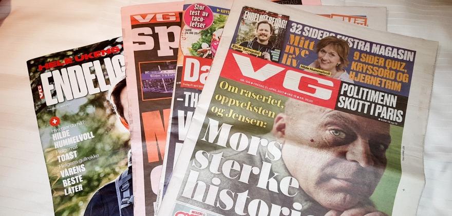 VG sender egen bil til Lakselv og Honningsvåg