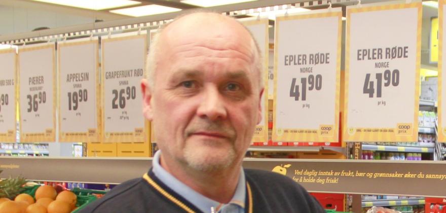 Kaffe til Hilbjørg Kåven