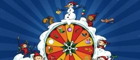 Redd Barnas julehjul i Honningsvåg
