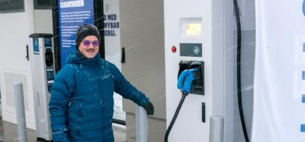 Kraftlagene i Finnmark tok tak