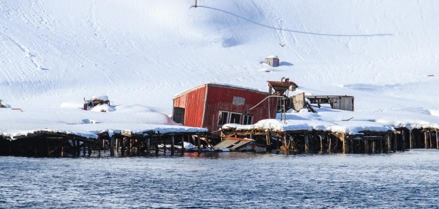 Nordkappregionen havn følger med på «Floer-bruket»
