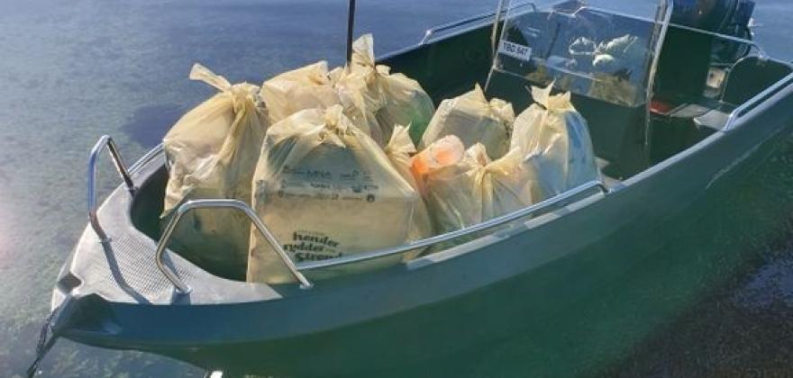 Nå kan du søke refusjon for eierløst marint avfall