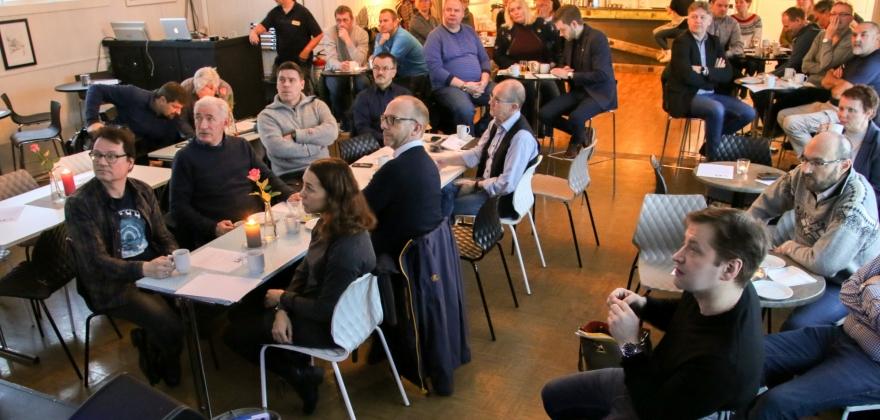 Isolasjon av Magerøya blir tema på frokostmøte