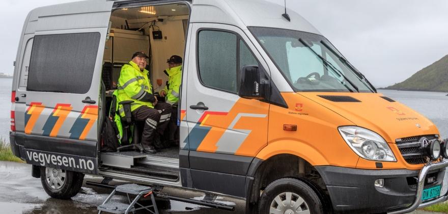 Har kontrollert nesten 14 000 kjøretøy på nordnorske veger
