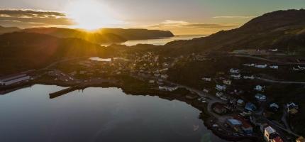 Fantastiske fotografi fra regionen