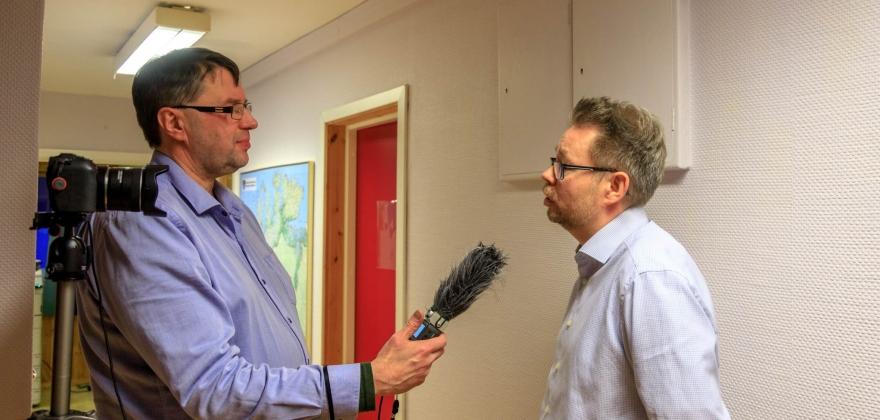Radio Nordkapp har levert stoff til nasjonale medier