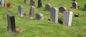 Kjelvik kirkegård er fredet