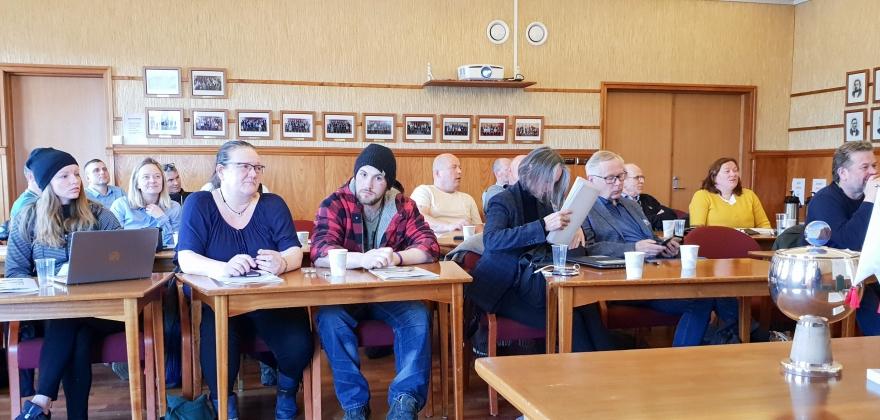 Håkon Yngve drømte ikke om at fisketurisme skulle bli så stort
