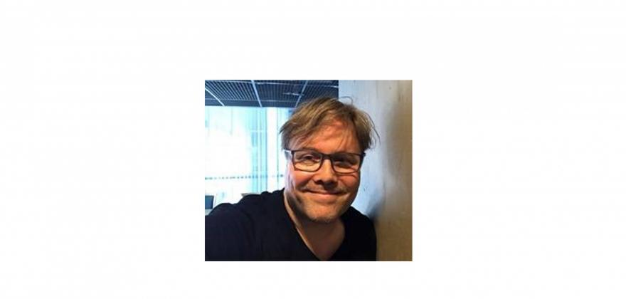 Robert Greiner blir kommunikasjonssjef i FeFo