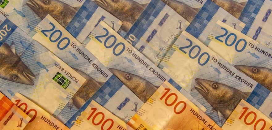 Fagforbundet Nordkapp gir 2 000 kroner til TV-aksjonen