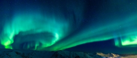 Pedersen mener lokalbefolkningen markedsfører Nordkapp med nordlysfotografi