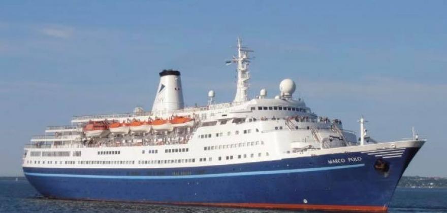 Cruiseskip nr. 2