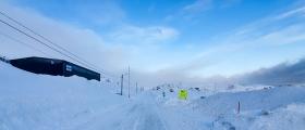 Kamøyværveien åpnet for fri ferdsel