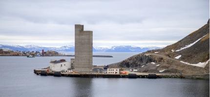 Bunkeranlegget åpner i oktober