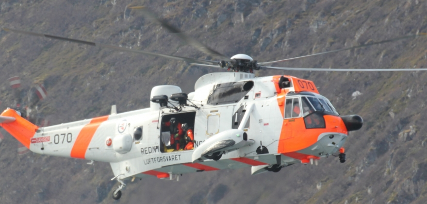 To personer lettere skadd i ulykke ved Indre Billefjord