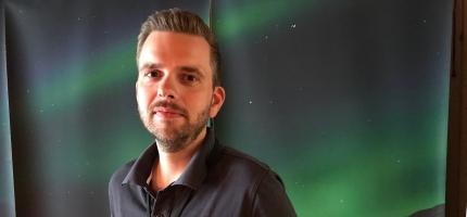 Hansen mener det bør være mulig å etablere vindpark på Magerøya