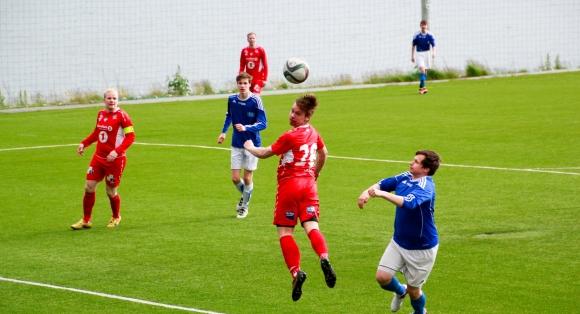 Sesongens første hjemmekamp for Turn i 4. divisjon