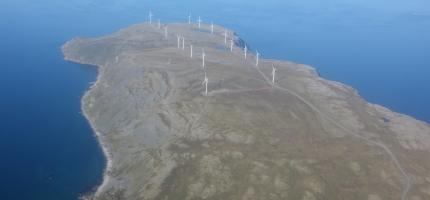 Rekordstor vindkraftproduksjon