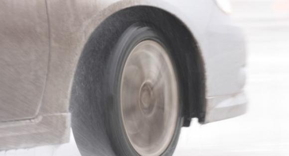 Utfordrende kjøreforhold i Finnmark