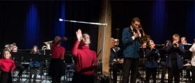 Skolekorpset inviterer til førjulskonsert