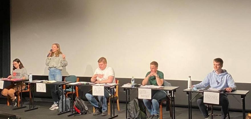 Arbeiderpartiet vant skolevalget i Nordkapp