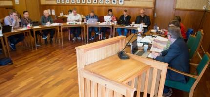 Nordkapp kommunestyre direkte