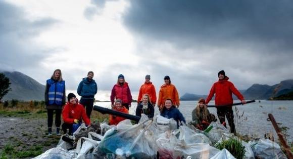 Flest ryddeaksjoner i Nordland