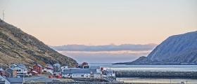 Nytt webkamera i Skarsvåg