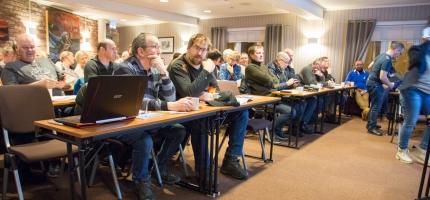 Påmelding til valgkretsmøtene i Repvåg Kraftlag