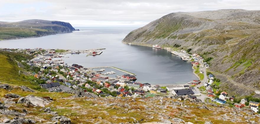 Kokevarsel i Kjøllefjord