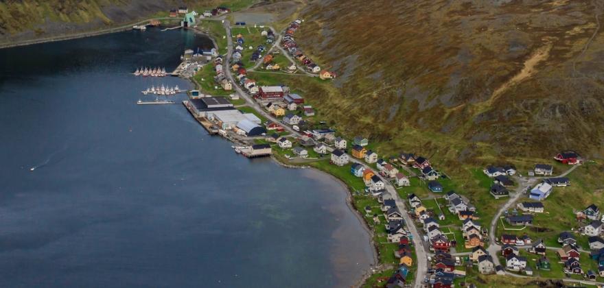 Flest båter i Nordvågen