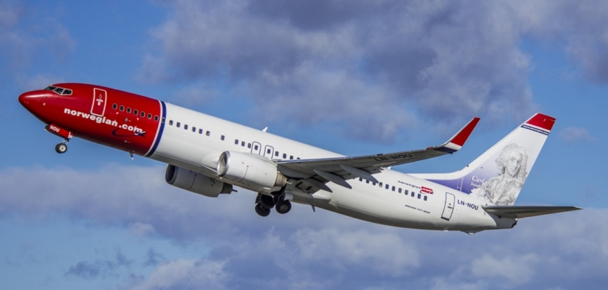 Sikrer et minimumsnivå for flytilbudet i Norge