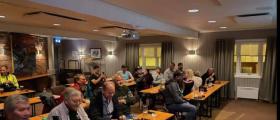 Godt oppmøte på Champions League i Honningsvåg