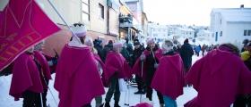 Har viet plass til Honningsvåg-festival i ordførerens hjørne