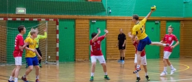 Håndballkamper mellom Turn og Kirkenes
