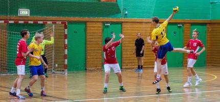 Håndballresultat fra lørdagens kamper i Honningsvåg