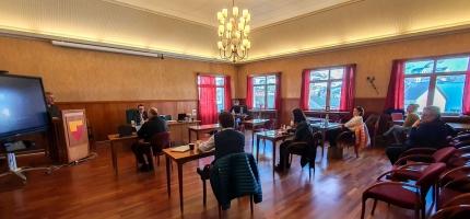 Varsel om bygge- og deleforbud i Bærvika