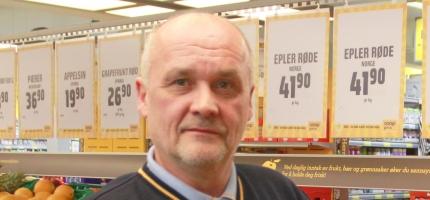 Per Gunnar Uttakleiv har gjort klar fenalåret